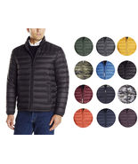 Tommy Hilfiger Men's Insulated Packable Down Puffer Nylon Jacket - $84.98