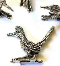 ROADRUNNER FIGURINE CAST WITH FINE PEWTER - Approx. 1 inch tall  (T154) image 3