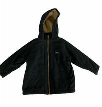 Walls Tough Wear Youth Size XS Kids Jacket Coat Hood Warm Black Winter Snow - $25.02