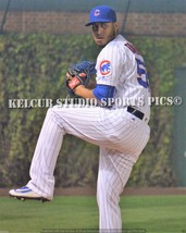 Hector Rondon Chicago Cubs World Series Champs Original Pic 8x10 Wrigley - $4.77