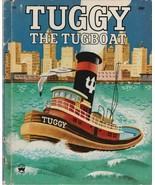Tuggy the Tugboat 1975 Wonder Books Jean Horton Berg Carl and Mary Hauge - $6.92
