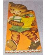 Vintage Muffy Kitten by Margot Voigt Lowe Publishing Children's Book 1941 - $7.95
