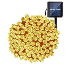 OxyLED Guirlande lumineuse solaire,72 ft 200 LED lumière d'intérieur ou...  - $32.07