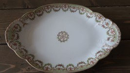 LS & S Lewis Strauss Limoges France Platter 13.... - $64.34