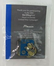Disney Trading Pins WDW Cast Member - 2005 United Way Participant (Thump... - $7.95