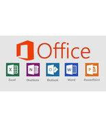 Microsoft Office Pro Plus 2016 Licence Key - $6.99