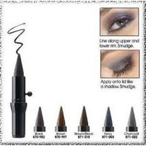 Avon Dramatic Focus Charcoal Eye Liner .9 g .03 oz NEW - $24.73