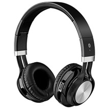 iLive Wireless Bluetooth Headphones - Black - $41.78