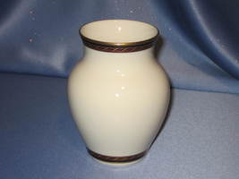 Bud Vase with a Monroe Pattern by Lenox. - $28.00
