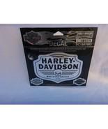 HARLEY DAVIDSON DECAL # DC1207062 SKULL CHEVRON   DATED 10/03/13 - $9.85