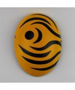 Party Mask Halloween Masquerade Mask Naruto Obito Akatsuki Ninja Cosplay - $28.00