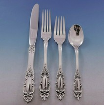 Grand Duchess by Towle Sterling Silver Flatware Set for 8 Service 38 pieces - $2,295.00