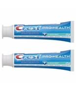 Crest Pro-Health - Clean Mint - TWIN PACK - 4.6 oz.ea. NO BOX. EXP:01/21 - $8.90