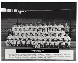 1946 BOSTON RED SOX 8X10 TEAM PHOTO BASEBALL PICTURE AL CHAMPS MLB - $3.95