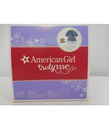 American Girl Doll Blue Western Chambray Outfit Empty Box ONLY - $5.20