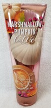Bath & Body Works MARSHMALLOW PUMPKIN LATTE Ultra Shea Body Cream 8 oz/2... - $24.74