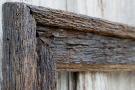 "Post & Beam - Antique Oak Floating 3.5"" Frame-Dark Walnut Finish-(All Sizes) Aut - $41.00"