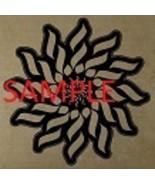 Abstract Sun Cross Stitch Chart - $8.00
