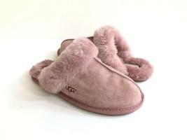 Ugg Scuffette Ii Pink Dawn Wool Shearling Lined Slippers Us 12 / Eu 43 / Uk 10 - $79.48