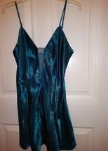 Victoria's Secret blue Lingerie Slip Size M - $14.95