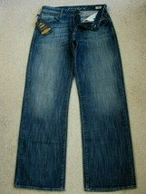 MAVI MARCO Straight Leg Jeans 0006214204 Medium Blue $98 SZ W 32 L 34 (S... - $49.95