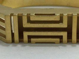 Tory Burch FitBit Gold Tone Holder Hinge Bangle Case Band Bracelet BT2426 Flex image 7