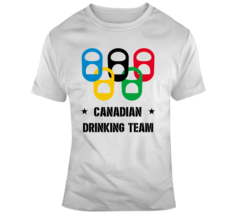 Canadian Drinking Team T Shirt - $20.99