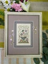 Heart of My Heart Kit  cross stitch kit Shepherd's Bush     - $24.00