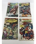 spiderman comics lot of 4 L1 - $49.50
