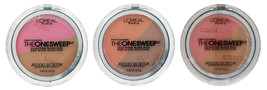 L'oreal One Sweep Sculpting Blush Duo Studio Secrets Discontinued *You Choose* - $11.10