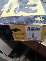 Monroe Brake Shoe - Bonded BX814 (jew) image 2