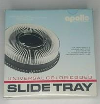 Apollo Audio Visual Universal Color Coded 3280 Slide Tray For Apollo Kodak - $12.94