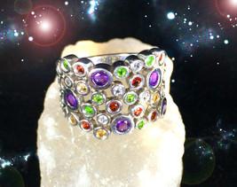 HAUNTED RING ALEXANDRIA'S REFLECTING PERFECTION HIGHEST LIGHT OOAK MAGICK - $10,007.77