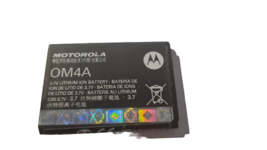 Battery OMA4 SNN5882A For Motorola EX210 EX211 Gleam WX260 WX180 WX281 Oem - $19.33