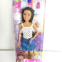 Skipper Doll Babysitters Inc Barbie Sister Black Hair Hispanic New Sealed - $28.88