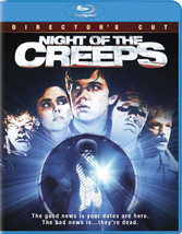 Night Of The Creeps (Blu-ray/Ws 1.85 A/Dd 5.1/Eng-Sub)