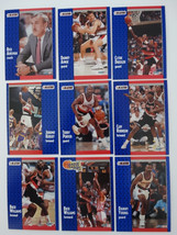 1991-92 Fleer Portland Trail Blazers Team Set 9 Basketball Cards Missing 4 Cards - $2.00