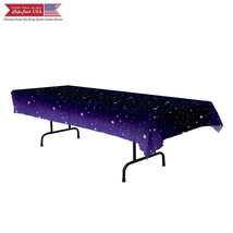 Starry Night Tablecover Party Accessory (1 count) (1/Pkg) - $9.40