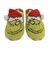 Dr. Seuss How the Grinch Stole Christmas Holiday Stocking Character Slip... - $19.79