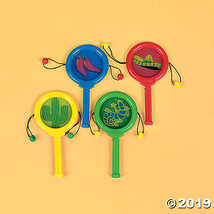 Fiesta Noisemakers - $5.24