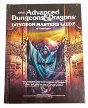 Advanced Dungeons and Dragons Dugeon Masters Guide Dec 1979 Revised Edition - $72.75