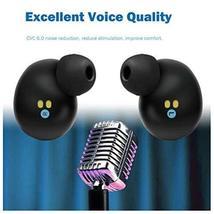 Mini True Wireless Twins Bluetooth Earbuds In-Ear Stereo Earphones Sport... - $32.64