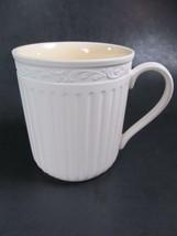 4 Mikasa Italian Saffron  Coffee Mug/s Yellow Bundle of 4 - $28.71