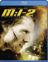 Mission Impossible 2 (Blu-Ray)