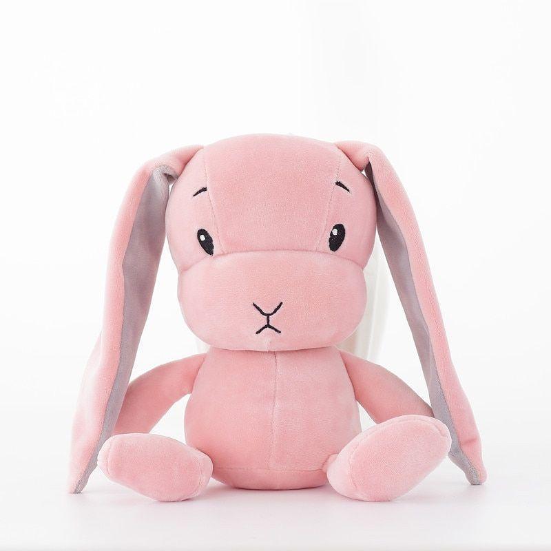 Cute Toy Rabbit Plush Bunny Stuffed Animal Baby Cartoon Decor Cotton Kid 50cm