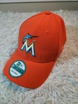 "NWT Orange ""M"" Miami Dolphins hat, New ERA, Genuine Merchandise, Adjustable - $16.82"