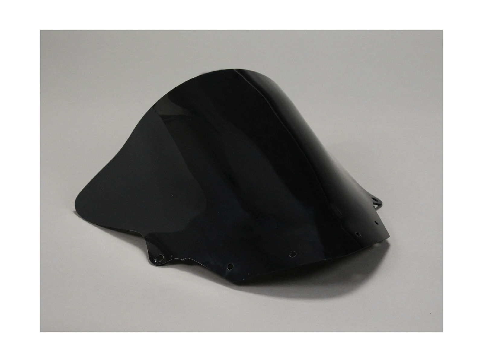 Glass windscreen Kawasaki ZX-6R 2009-2010 g. Black