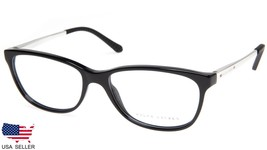 NEW RALPH LAUREN RL 6135 5001 BLACK EYEGLASSES GLASSES FRAME 54-16-140 B... - $94.03