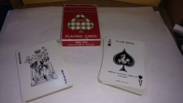 Arrco Club Reno Playing Cards Filigree Back No.101 - $40.00