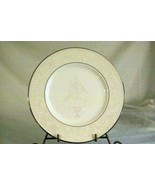 "Lenox 2019 Opal Innocence Christmas Accent/Salad Plate 9 3/8"" New - $16.37"